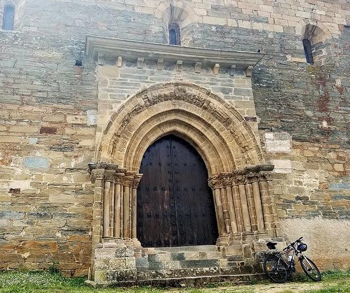 Puerta del Perdón or Door of Forgiveness. Photo: © Lisa. Foradori.