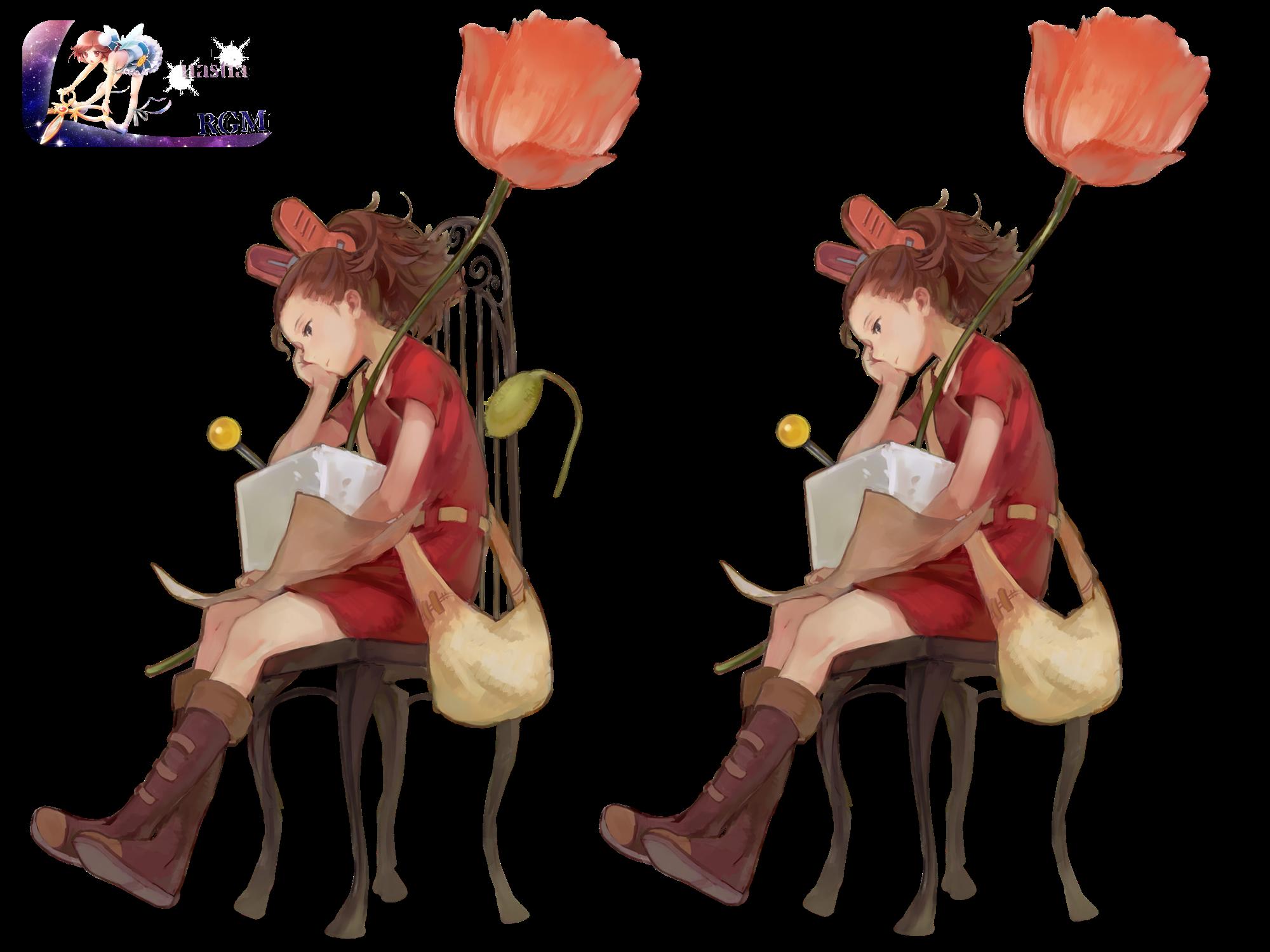 render Arrietty
