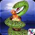 Angry Anaconda Snake Attack