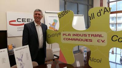 Economía tiene listo el Plan de Reindustrialización de toda la Comunitat Valenciana para el período 2017-2019