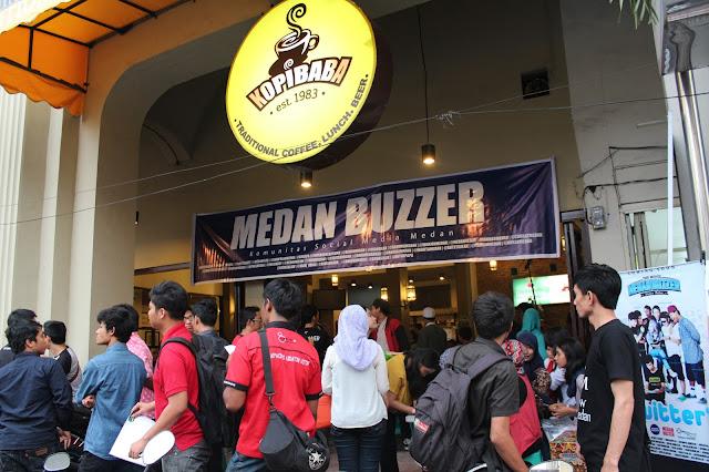 Komunitas Medan Buzzer
