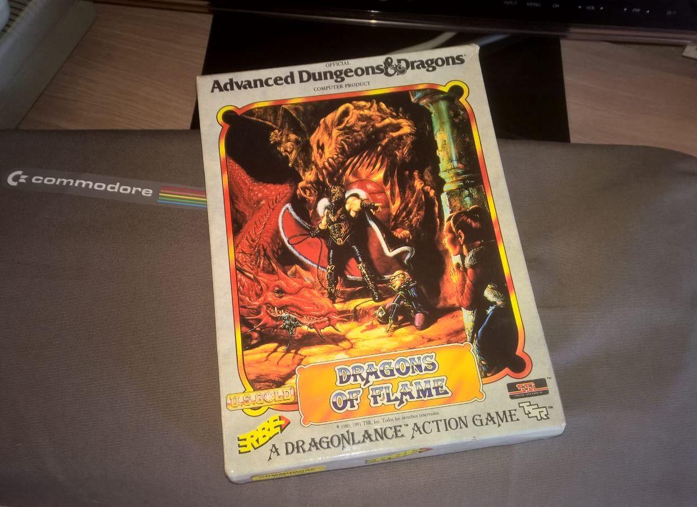 Dragon's of Flame