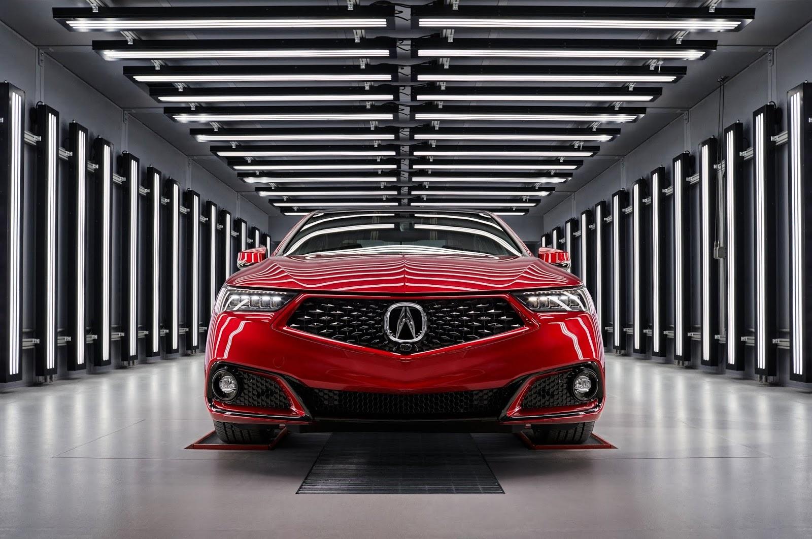 """Acura lanza modelos hechos a mano """"PMC Edition"""" en Nueva York"""