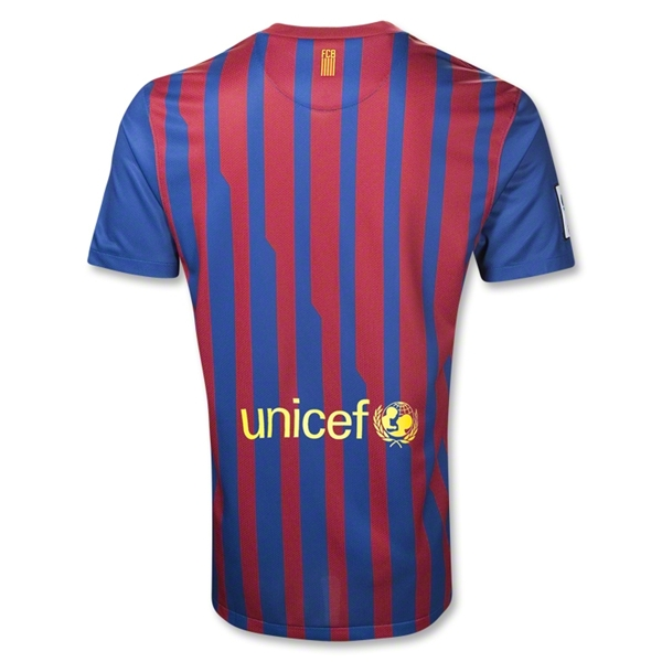 ac44fadfe8c he arrival of the Qatar Foundation sponsor will not please the Barcelona  romantics who have witnessed the club refute valuable shirt sponsor  temptations ...
