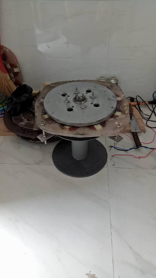 Cách bảo trì máy phát điện gió
