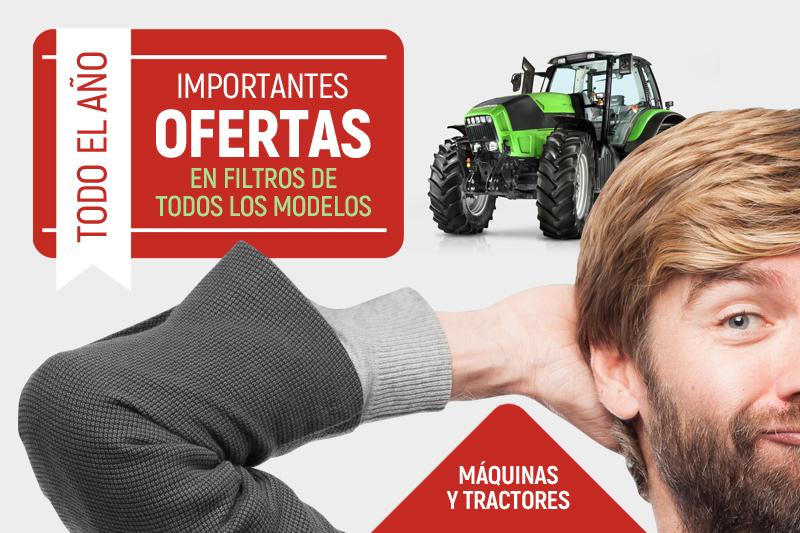 Ofertas en filtros para tractor