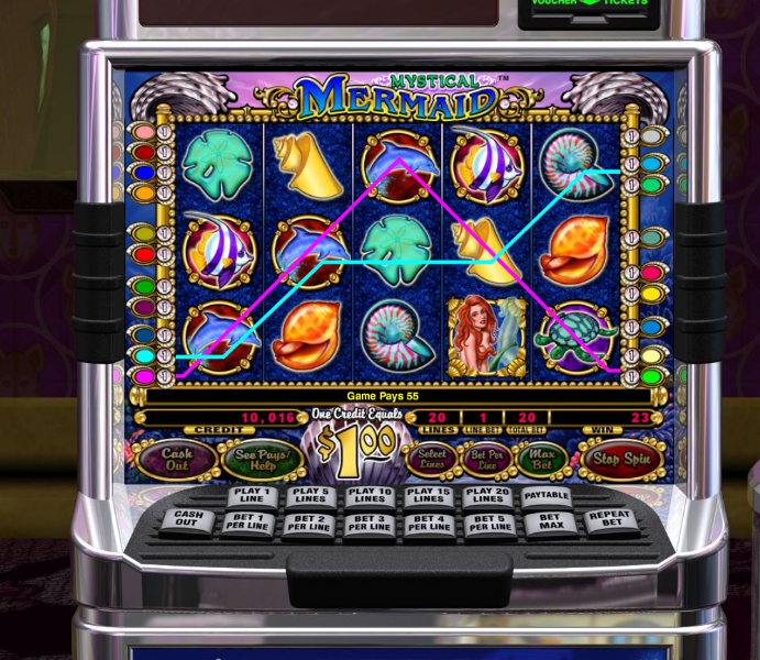 Free mobile slot games