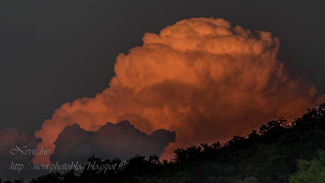 nuage avec forme