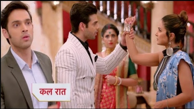 Big Twist : Prerna involves Third Man to revenge upon Anurag in Kasauti Zindagi Ki 2