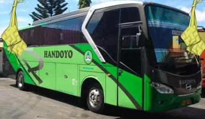 Harga Tiket Lebaran 2016 Bus Handoyo