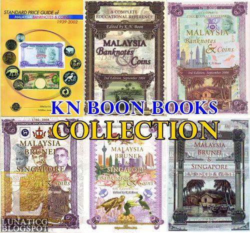 KN Boon Books