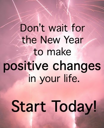 Why Wait for New Year to Make a Change?