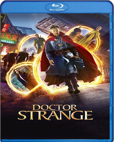 Doctor Strange [2016] [BD25] [Latino]