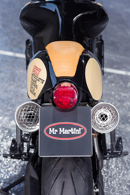 Moto Morini By Mr. Martini Hell Kustom