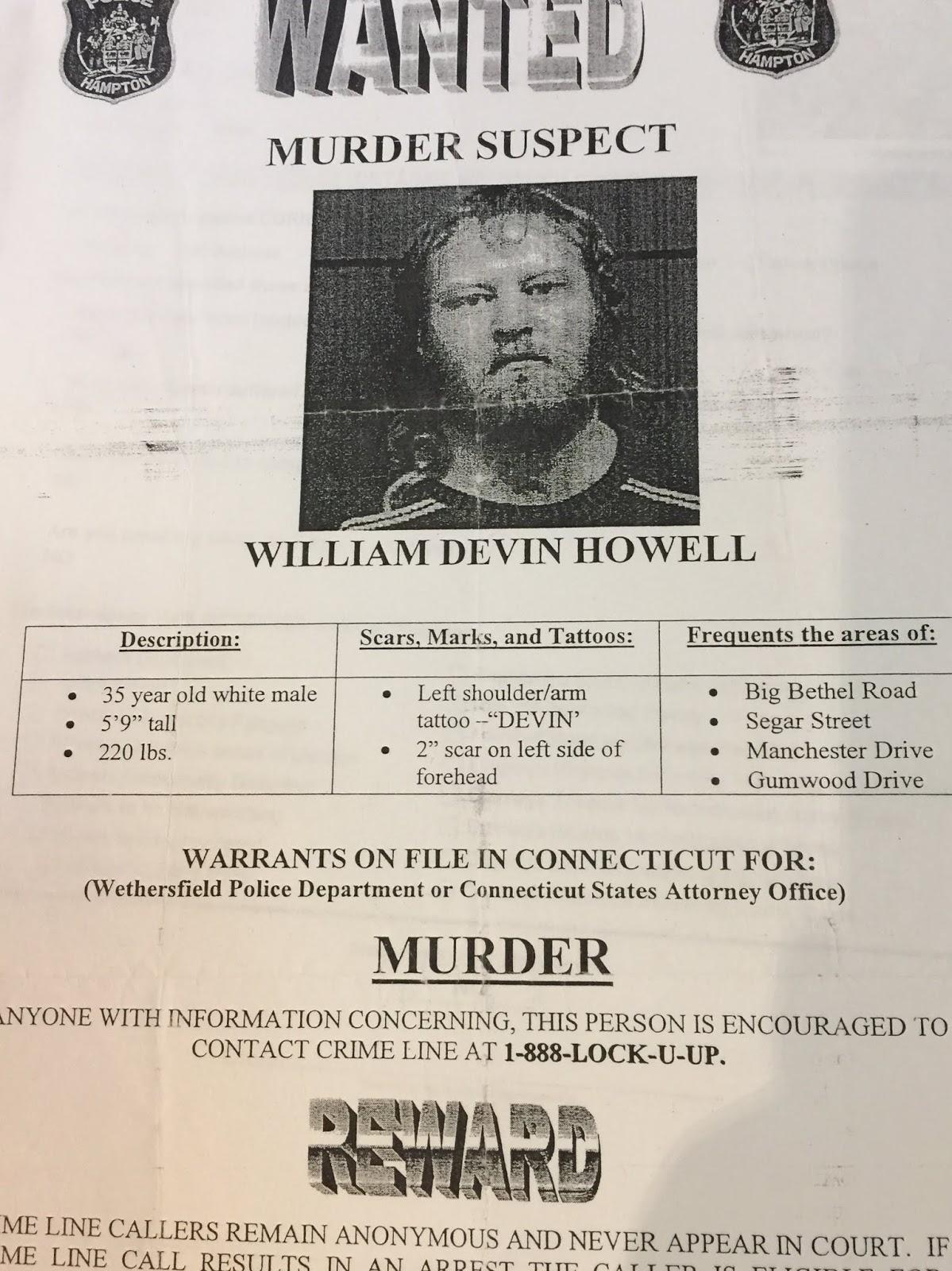 Serial Murders in Connecticut