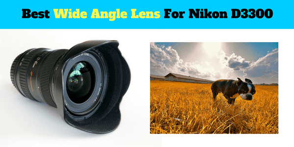 List of best wide angle WA lens for Nikon D3300