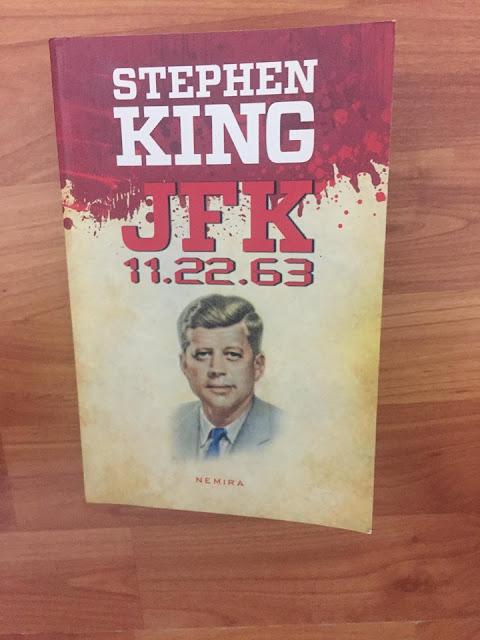 Recenzie: JFK 11.22.63 de Stephen King