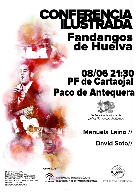 Conferencia flamenco 8 de Junio