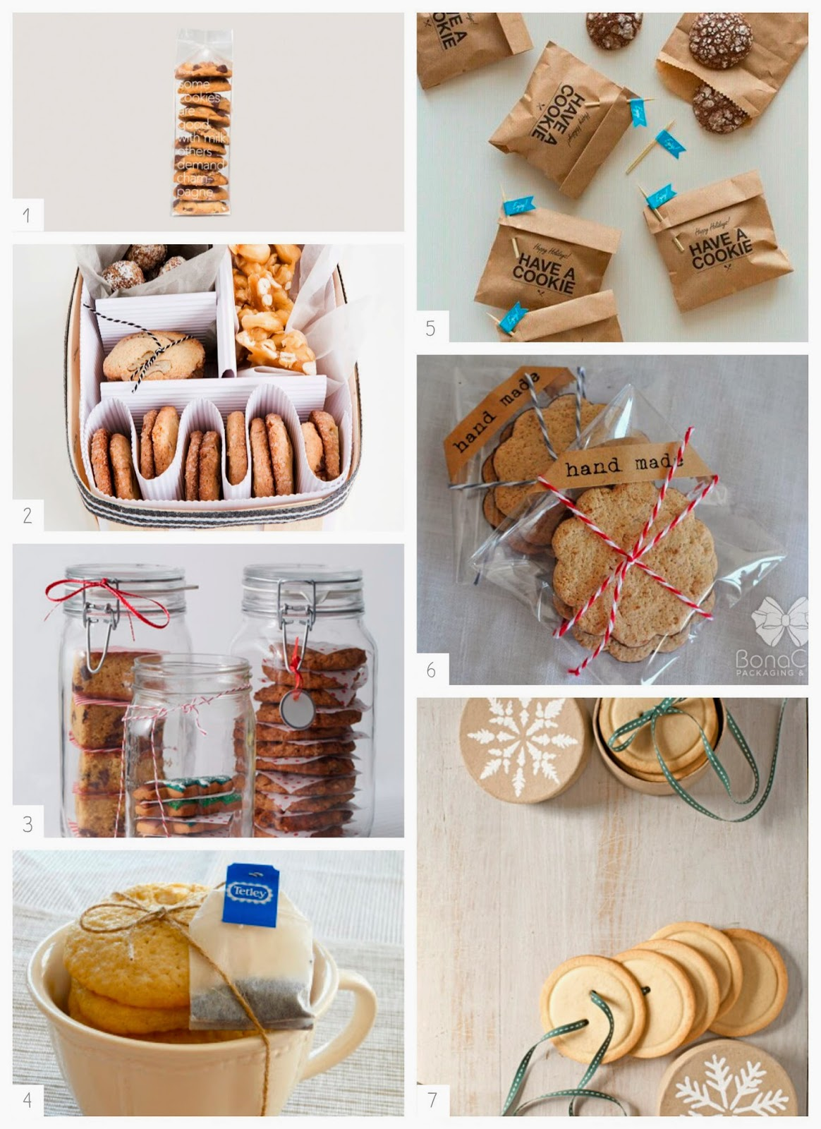Empaque de galletas  Cookie packaging