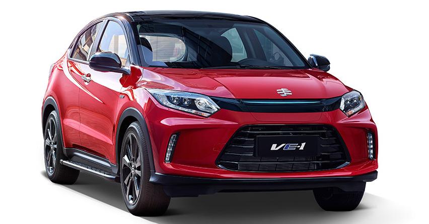 Honda VE-1 EV Sport