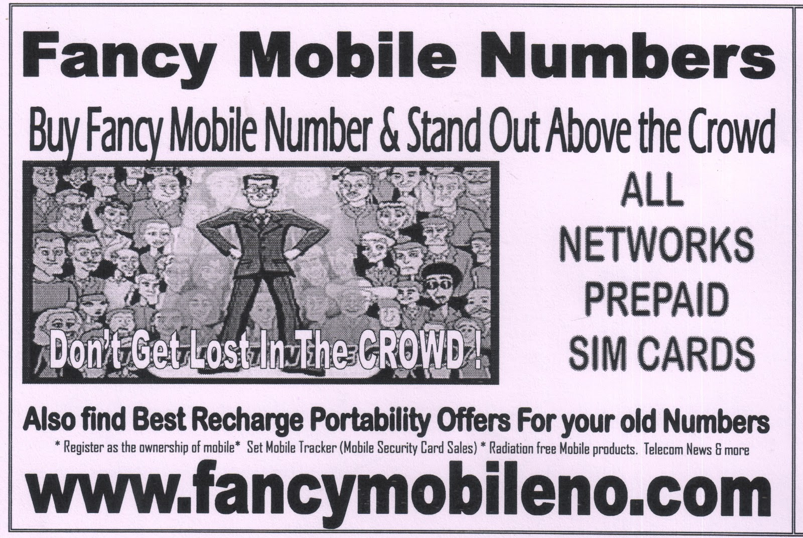 Fancy mobile numbers Hyderabad | World Social News