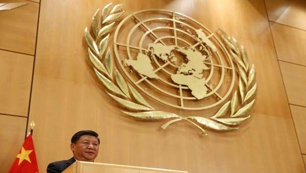 Xi defiende el multilateralismo como política mundial