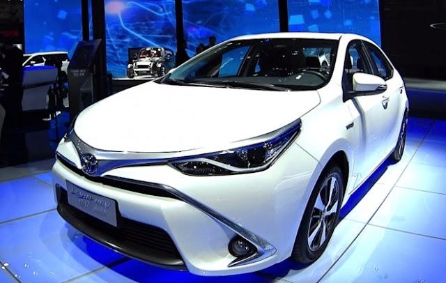 Toyota Altis 2018 sắp ra mắt và giảm giá tốt cho phiên bản hiện tại ảnh 2