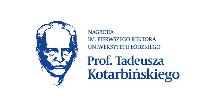 Logo konkursu o nagrodę im. Tadeusza Kotarbińskiego