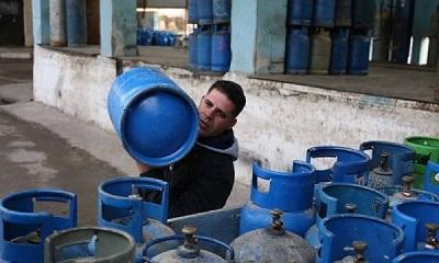 تراجع في أزمة الغاز بعد مضاعفة كمياتها