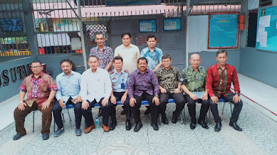 Komisi A DPRDSU Kunjungi Lapas Rantauprapat