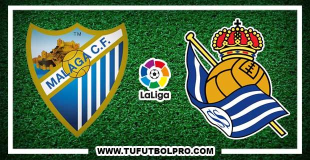 Ver Málaga vs Real Sociedad EN VIVO Por Internet Hoy 16 de Enero 2017