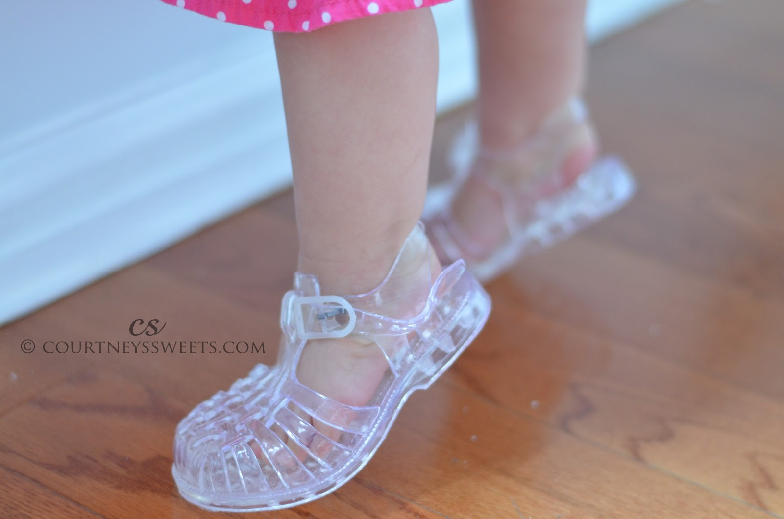 Wonderful Jellys Are Back! Jelly Bean Jelly Shoes Review - Courtney's Sweets MF23