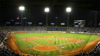 Consejos y tips para ir al Estadio Universitario de Beisbol Profesional en Caracas. Al terminar los juegos, salir del estadio es lo más peligroso