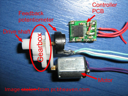 Pwm Controller Circuit Received By Email 40106 Pwm