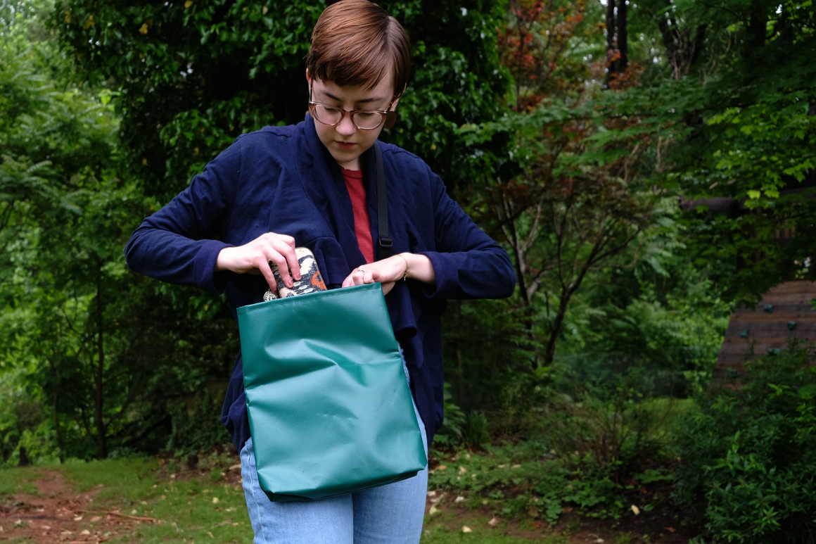 grunBAG makes eco-friendly ethical water proof bags stylewise-blog.com