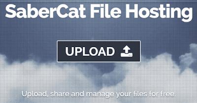 موقع-SaberCat-لرفع-الملفات