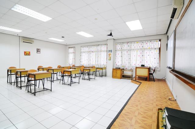Fasilitas Islamic Boarding School Untuk Siswa