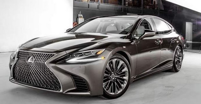 2018 Lexus LS New Review, Price, Photos, and Specs