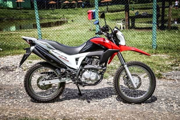 Duel New Honda Bros 160 VS Yamaha Crosser 150