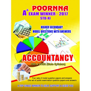 Plus One Accountancy Question Papers With Answers