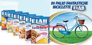 Logo Concorso Elah : vinci 10 biciclette Doniselli