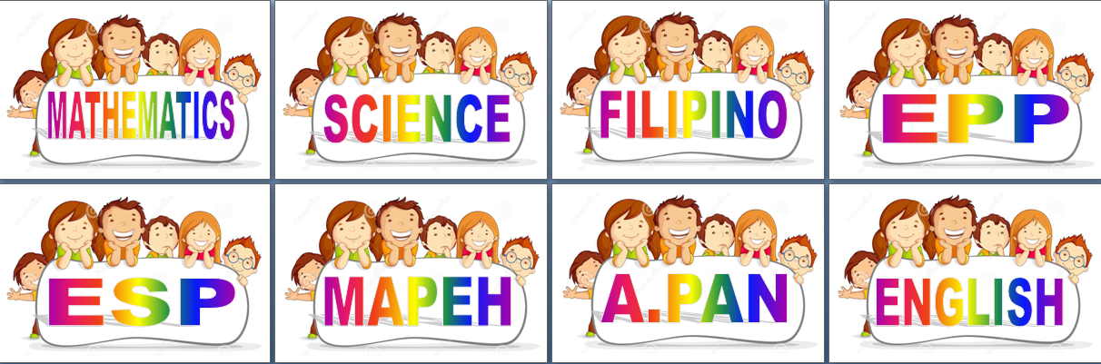Printable Subjects Poster Amp Sawikains Deped Lp S