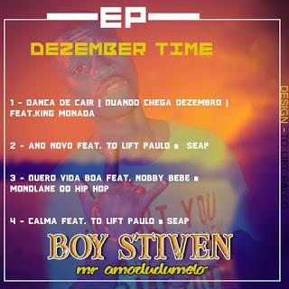 BAIXAR MP3 || Boy Stiven - Dezember Time (2018) [Novidades Só Aqui]