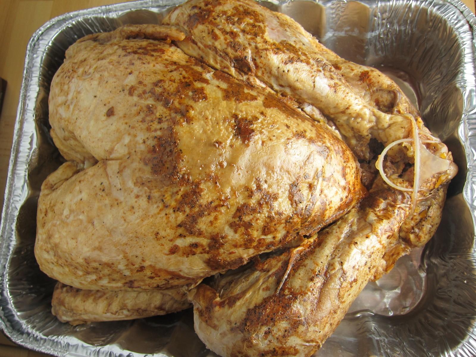 Review Popeyes Cajun Turkey Brand Eating