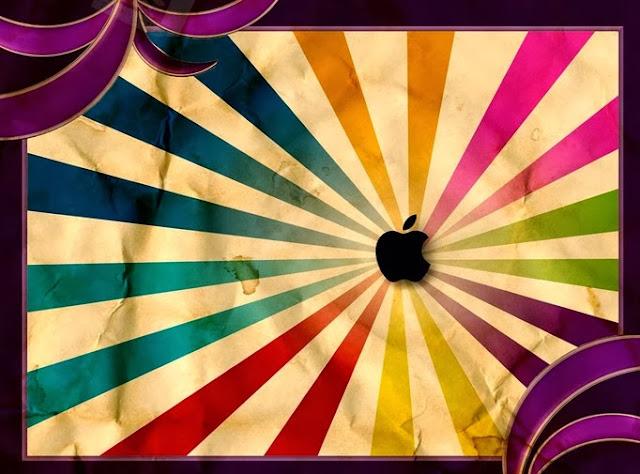 HD Apple Mac Background