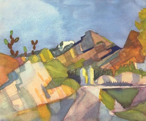Art & Artists August Macke - Part 4