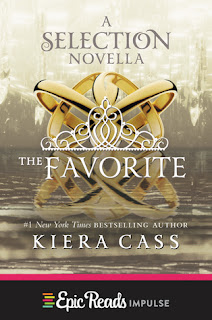 The Favorite by Kiera Cass (ePub | Pdf)