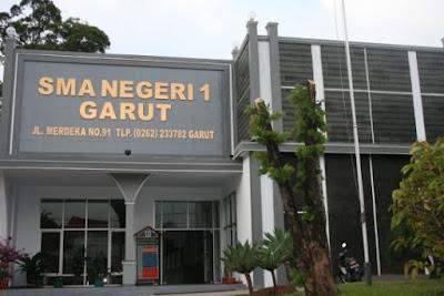Info Daftar Alamat Dan Nomor Telepon SLTA/SMA/SMK Di Garut