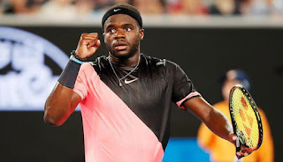 Tiafoe reaches Delray Beach semifinal