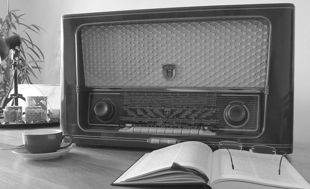 Radios Antiguas y como estaban hechas